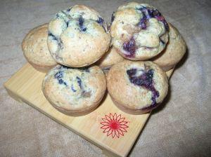 blueberry muffin cupcake