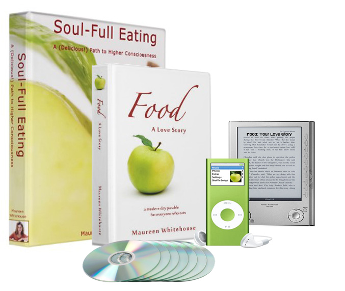Food A Love Story, 30 Days of Soul-Full Eating