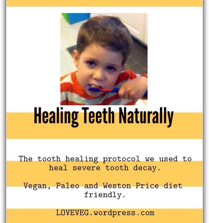 Healing Severe Tooth Decay Naturally