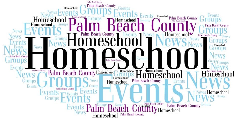 North Palm Beach County Kids Homeschool Events Calendar